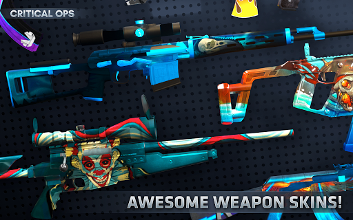 Critical Ops: Online Multiplayer FPS Shooting Game 1.22.0.f1268 screenshots 10