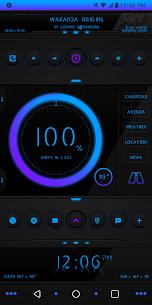 CMX – DarXcreens for KLWP APK 2