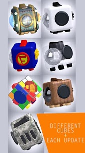 Fidget Cube 3D  For Pc | How To Download  (Windows/mac) 2