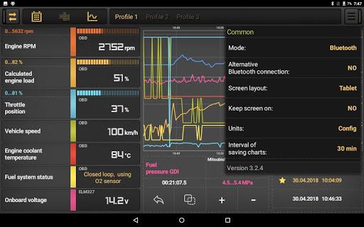 CarBit ELM327 OBD2 3.4.3 Screenshots 12