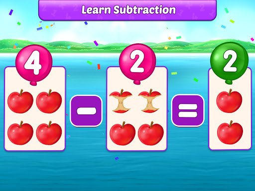 Math Kids - Add, Subtract, Count, and Learn screenshots 9
