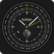 World Timer Watch Face  Icon