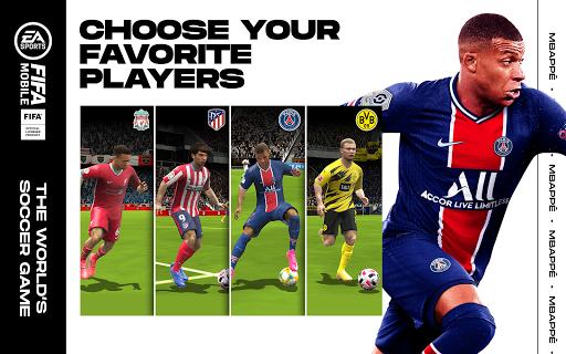 FIFA Soccer  screenshots 7