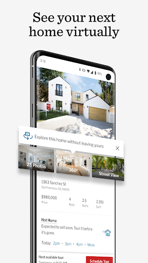 Redfin Real Estate: Search & Find Homes for Sale  Screenshots 3