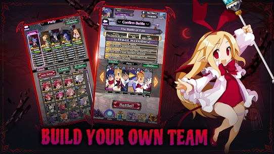 DISGAEA RPG (MOD, Unlimited Money) For Android 4