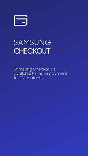 Samsung Checkout screenshots 1