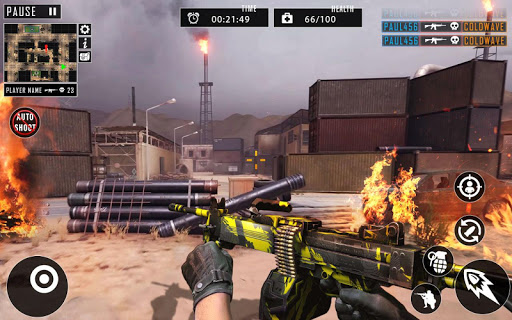 FPS Encounter : Real Commando Secret Mission 2020 apktram screenshots 15
