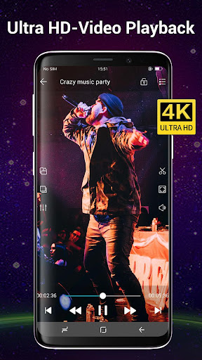 Video Player All Format for Android 1.7.2 Screenshots 3