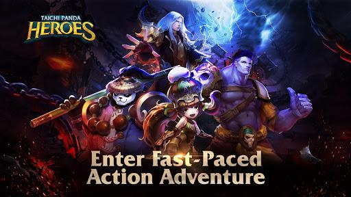 Taichi Panda: Heroes  screenshots 1