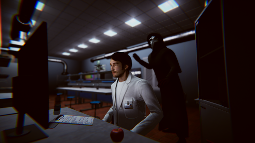 SCP 049 Plague Doctor: Horror Game apkdebit screenshots 8