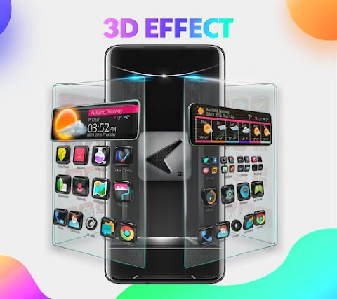 CM Launcher 3D - Wallpapers,Themesのおすすめ画像2