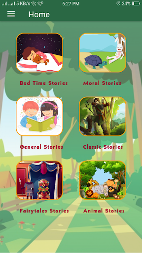 Bedtime Stories for Kids screenshots 2