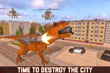 Dinosaur Simulator: City Battleground For Pc – Free Download And Install On Windows, Linux, Mac 2