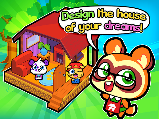 Forest Folks - Cute Pet Home Design Game 1.0.5 Screenshots 6