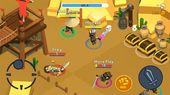 HeadHunters io Mod Apk (Unlimited Gold/ Unlocked Character) 1