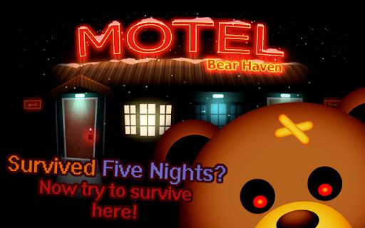 Bear Haven Nights Horror Survival modiapk screenshots 1