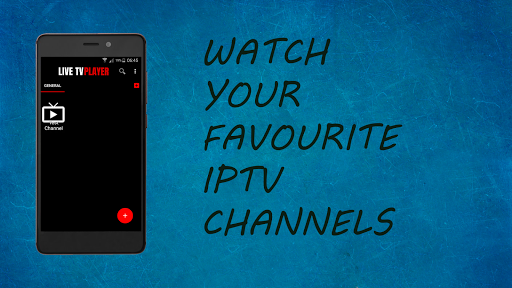 Foto do IPTV Live TV Player