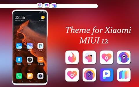 Theme for Xiaomi MIUI 12 1.5