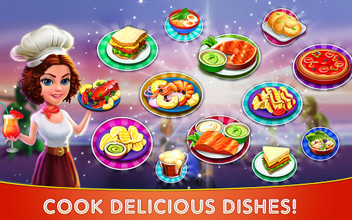 Cooking Cafe – Restaurant Star : Chef Tycoon 3.4 screenshots 2