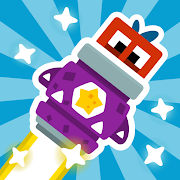 Rushy Rockets - A Maze Escape Game in Space