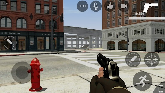 Los Angeles Crimes Screenshot