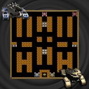 Infinity Tank Battle - 8 bit Classic Console Game
