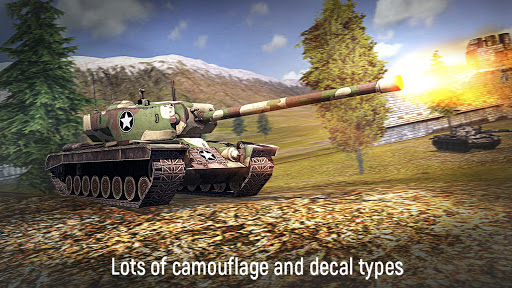 Grand Tanks: Best Tank Games 3.04.1 Screenshots 13
