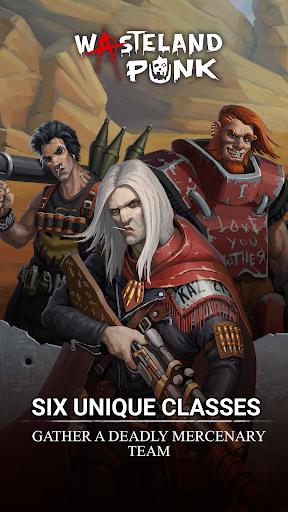Wasteland Punk - post apocalypse open world RPG  screenshots 3