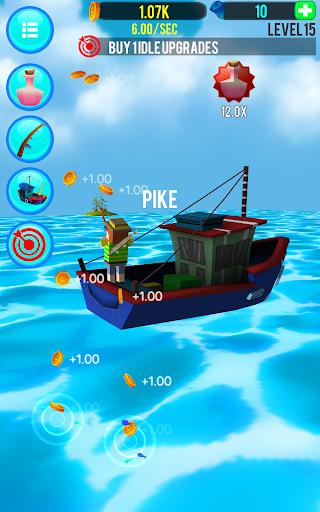 Fishing Clicker Game  screenshots 18