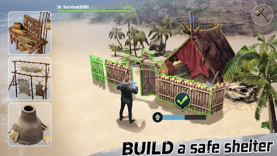 LOST in Blue(Global) MOD APK (Unlimited Lives, Equipment) 3
