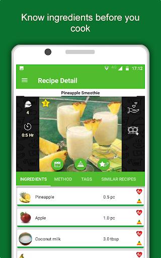 110+ Paleo Diet Plan Recipes: Healthy, Weight Loss 1.0.11 screenshots 14
