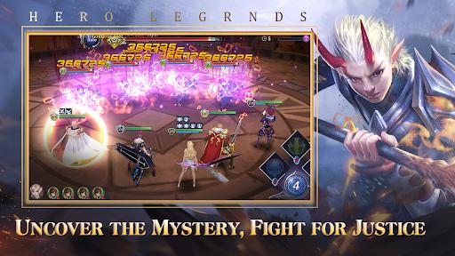 Hero Legends: Summoners Glory  screenshots 6