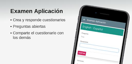 Examen Aplicacion Aplicaciones En Google Play
