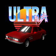 Ultra Rush : A Synthwave Racer app thumbnail