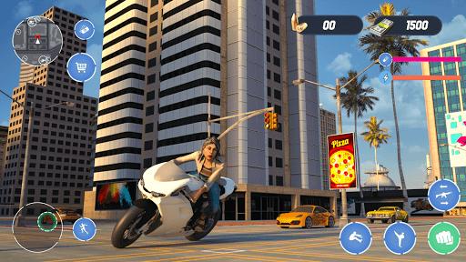 Grand City Thug Crime Game Apkfinish screenshots 2