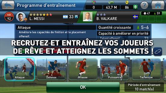 PES CLUB MANAGER screenshots apk mod 4