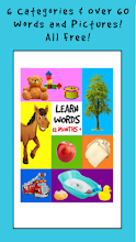 First Words 12 Months Plus (Baby Flash cards) screenshot thumbnail