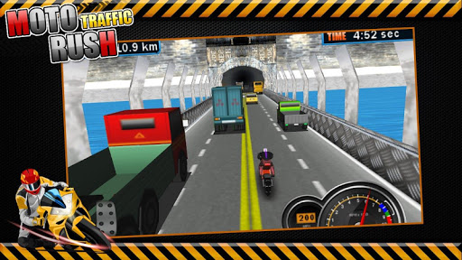 Moto Traffic Rush3D modavailable screenshots 3