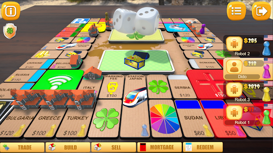 Rento – Dice Board Game Online 10
