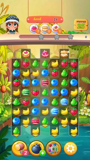 New Tasty Fruits Bomb: Puzzle World  screenshots 3