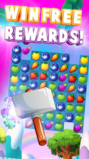 Fruit Crush : Fruit Candy Blast - Match Puzzle  screenshots 7
