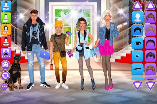 Superstar Family - Celebrity Fashion  screenshots 3