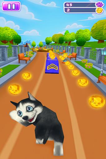 Pet Run - Puppy Dog Game  screenshots 15