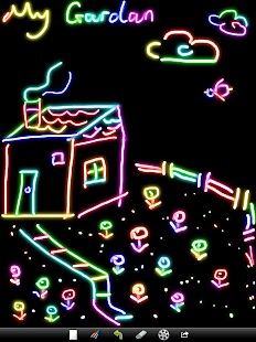 Kids Doodle - Color & Draw Free Game Screenshot