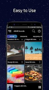 ASMR Sounds ASMR Sleep Sounds ASMR Triggers 1.16 Android Mod APK 2
