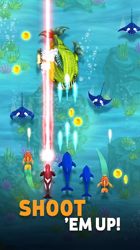 Sea Invaders Galaxy Shooter - Shoot 'em up!  screenshots 1