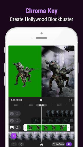Motion Ninja - Pro Video Editor & Animation Maker  screenshots 5