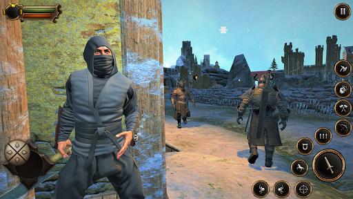 Ninja Hunter Assassin's: Samurai Creed Hero Games goodtube screenshots 5