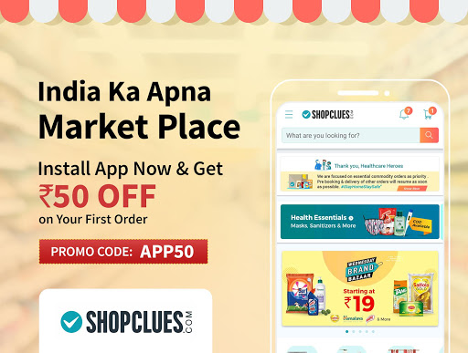 ShopClues: Online Shopping App 3.6.15 screenshots 4