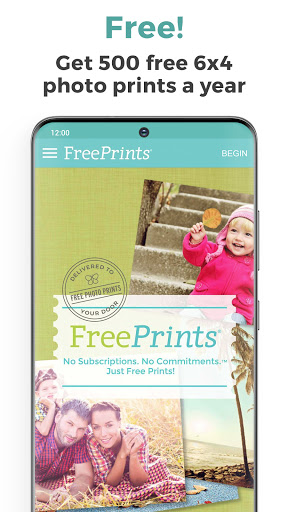 FreePrints - Free Photos Delivered android2mod screenshots 1
